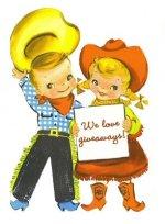 GIVEAWAY ROUNDUP - We Love Giveaways Western Kids