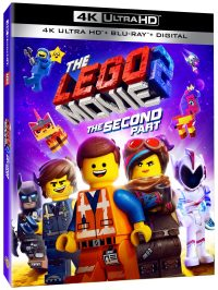 Own The LEGO® Movie 2: The Second Part on 4K UHD Combo Pack, Blu-ray combo pack and DVD on May 7, or Own It Early on Digital on April 16! #TheLEGOMovie2 #LEGO #WBHE #DVD #Movie #Entertainment