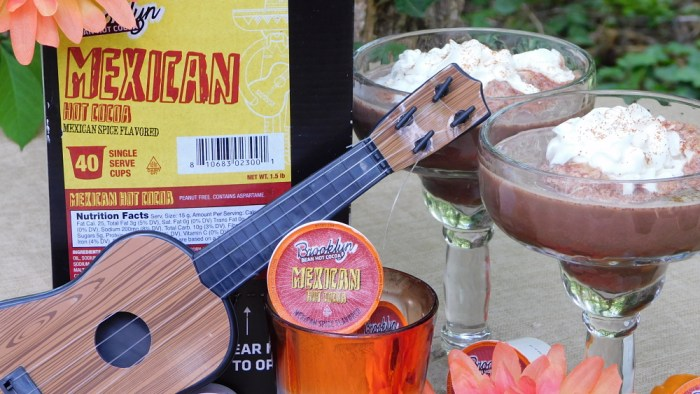 Mexican Hot Cocoa Cinco de Mayo Fiesta Drink Recipe - If you enjoy Mexican Chocolate, you've got to enter to #WIN some #Mexican Hot Cocoa for your #Fiesta before this #Giveaway ends on Cinco de Mayo (May 5th) #CincodeMayo #Mexico #HotCocoa #Chocolate #Win #Winit #Contest