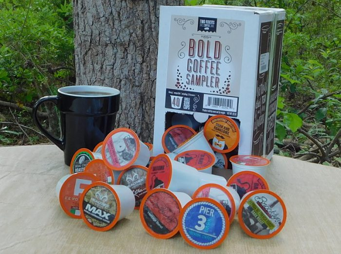 Two Rivers Coffee Bold Sampler Pack Giveaway