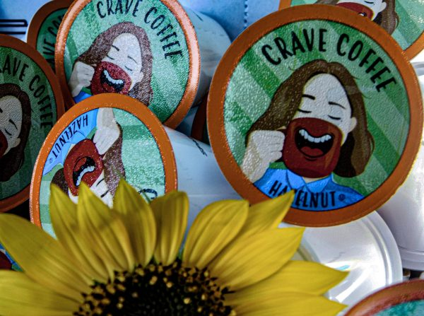Bursting With Great Taste, Crave Coffee's Hazelnut Coffee Is The Flavored #Coffee We've Been Cravin' #TRC #Review
