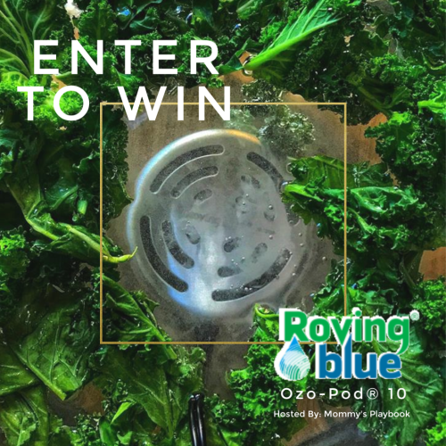 Enter for a chance to be the lucky winner who will receive a Roving Blue Ozo-Pod 10 worth $189 when this #giveaway ends 8/14. #Ozone #RovingBlue #Win #Winit #Contest