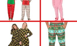 One lucky reader will #win their choice of Ugly Christmas Pajamas valued up to $69.95 when this #Christmas in July #Giveaway ends 8/12. #UglyChristmas #Contest