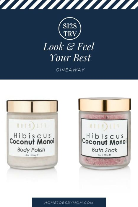 2 Win Bath Soak and Body Polish When This Look & Feel Your Best Giveaway Ends 9/23! Are you a #skincarejunkie? Enter To #Win #moonluv #Giveaway #Contest Today! @homejobsbymom