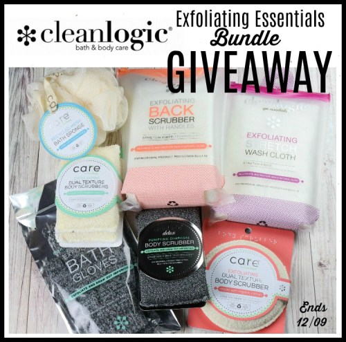 🎄 Enter and you could #WIN a Cleanlogic Exfoliating Essentials Bundle when this #SMGN Holiday Gift 🎁 Guide #Giveaway ends 12/09. @SMGurusNetwork @LoveCleanLogic