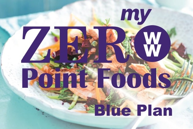 With myWW Blue you've got a moderate amount of SmartPoints to spend on any food you choose, and 200+ fruits, veggies, lean proteins, and more that are zero points!