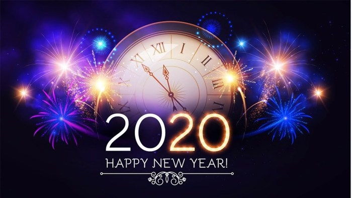 2020 Happy New Year Giveaways