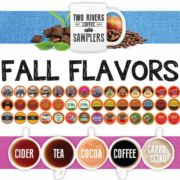 Check Out This UNBE-LEAF-ABLE Fall Flavors Sampler Pack!