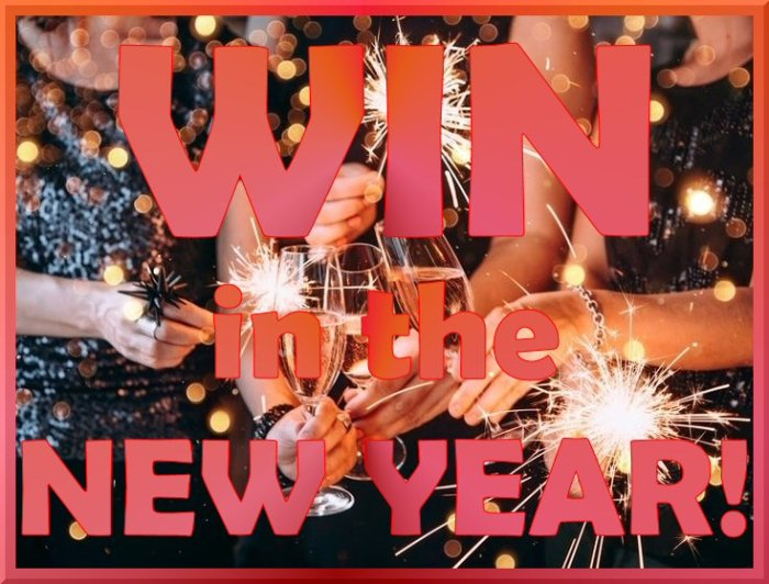 You Can Start Off the New Year With a WIN Thanks to this HUGE GIVEAWAY ROUNDUP – Enter to WIN IT in January! #sweeps #winit #contest #giveaway #sweepstake #NewYear #WIN #NewYear2020