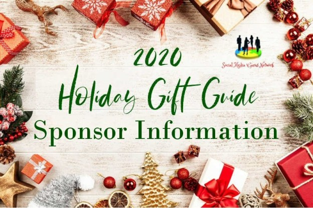 2020 Holiday Gift Guide Sponsor Information
