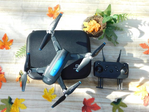 The D10 is an extremely user-friendly drone.