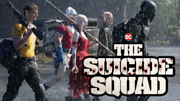 """Witness the collection of the most degenerate delinquents in the DC lineup when """"The Suicide Squad"""" comes home to Warner Bros. Home Entertainment. #TheSuicideSquad #WBHE #DVD #PressRelease #DCFanDome"""