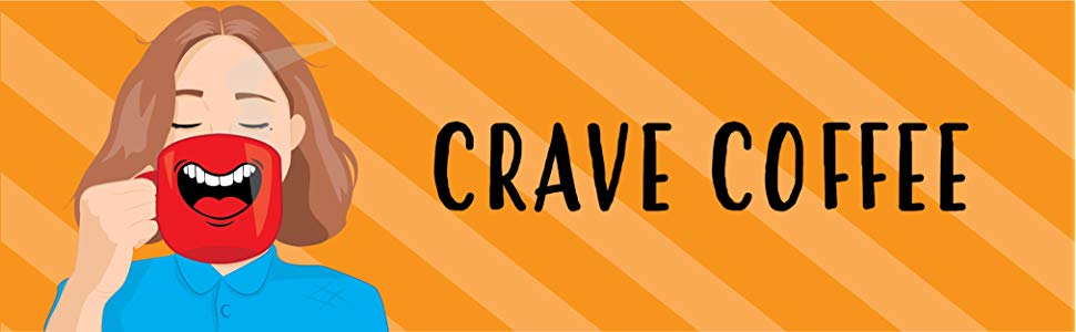 What Do You Crave? Enjoy guilt-free decadent flavored coffees – No sweeteners & No calories. Crave Coffee has the flavors that you'll keep on Cravin'! #CraveCoffee #Coffee #review #trc