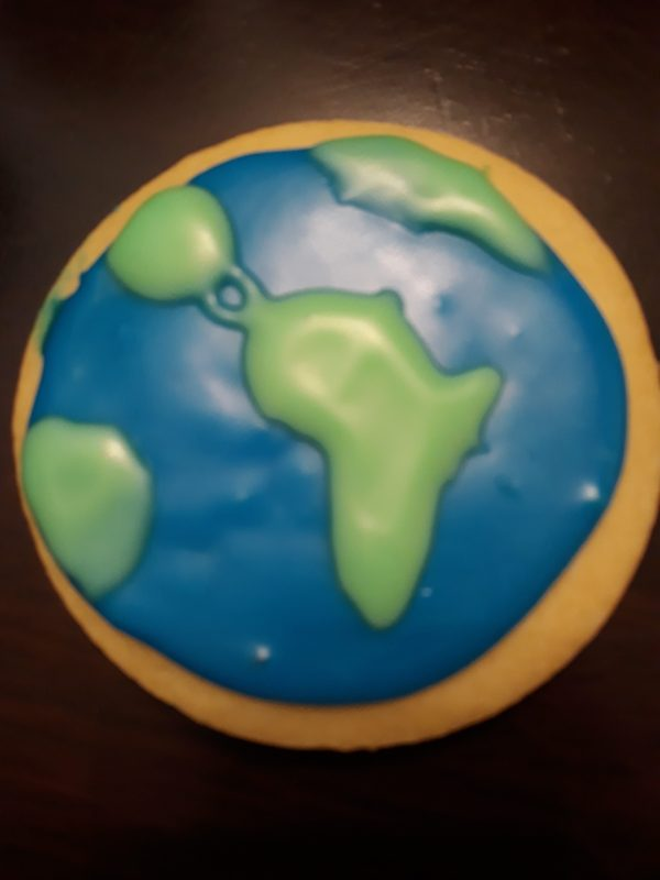 Earth Cookie