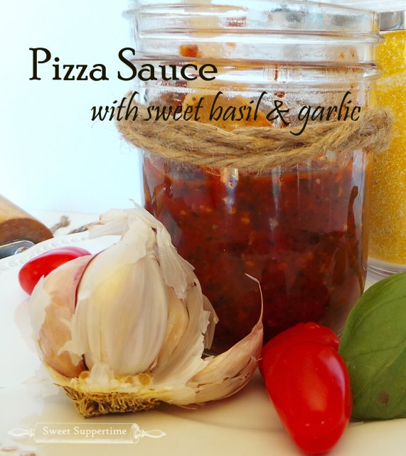 Pizza Sauce, Homemade Pizza Sauce, Best Pizza Sauce, Easy Pizza Sauce