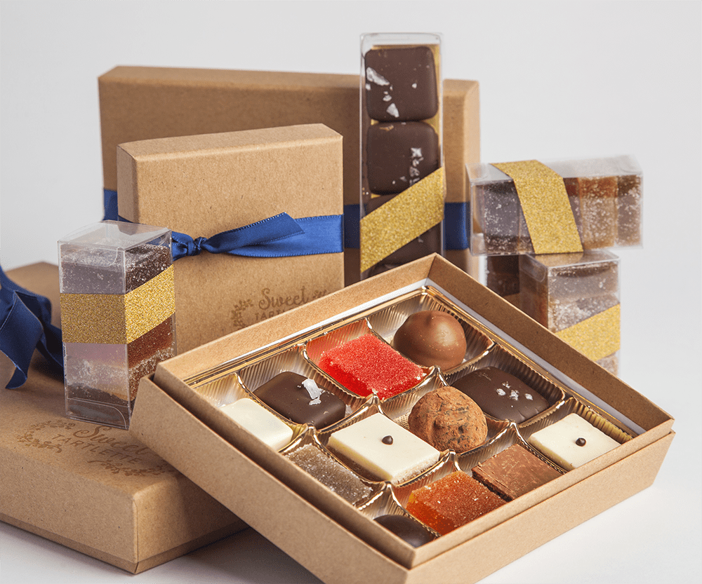 Delicious Confections in Gift Box