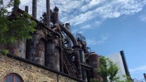 Steel Stacks in the Steel City