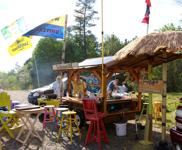 Tailgateaville at Jimmy Buffett