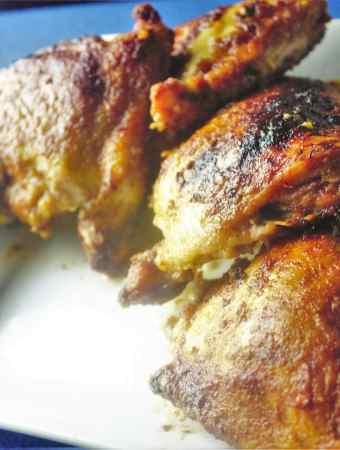 Lemon Chicken, revamped