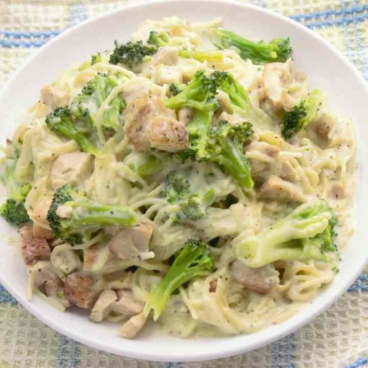 Chicken and Broccoli - Sweet Tea & Thyme