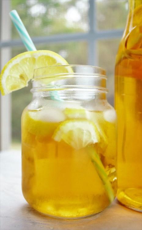 Southern Sweet Tea - Sweet Tea & Thyme