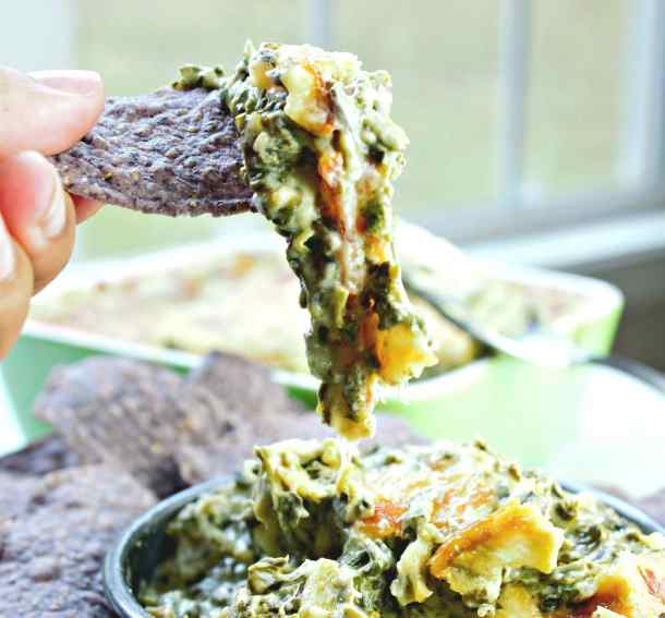 Awesome Spinach Dip