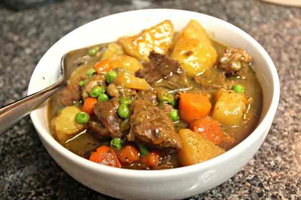 Rich & Hearty Beef Stew - Sweet Tea & Thyme