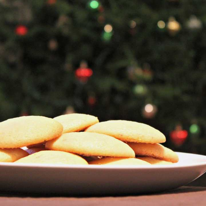 My Favorite Buttery, No-Roll, Chewy Sugar Cookies