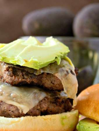 Juicy steamed burgers made easily indoors without special equipment or the smoke alarms going off.