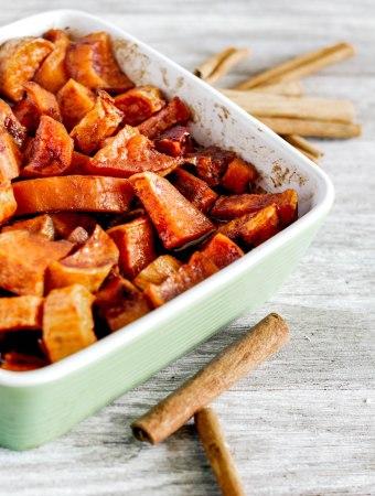 Grandma Reid's Southern Candied Yams Recipe