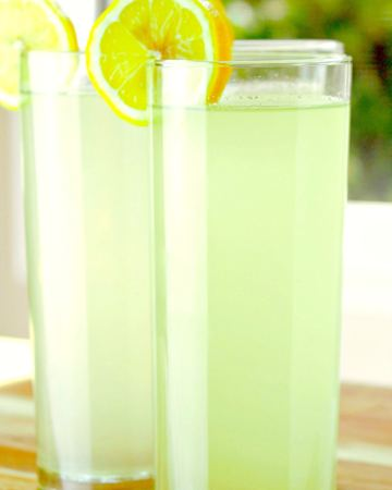 An old Southern lemonade recipe that kicks lemonade up a notch by utilizing lemon zest for a beautiful and flavorful drink!