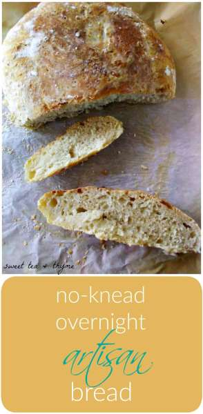 Looking for a no-knead bread recipe that requires no elbow grease and gives you fluffy, chewy results with a great, crisp crust? You've found it!