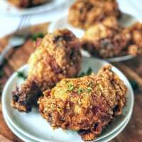 Buttermilk-Brined Southern Fried Chicken