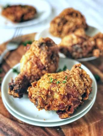 Authentic Buttermilk-Brined Southern Fried Chicken
