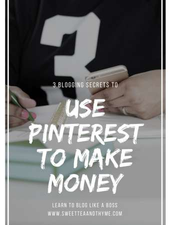 Pinterest and Blogging: Three Secrets on How to Make Pinterest Bring in a Ton of Traffic!