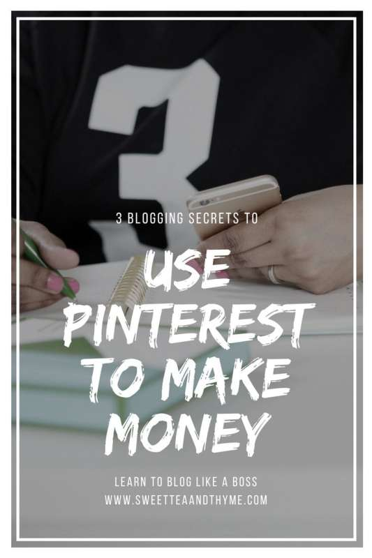 Three very simple secrets that not only boosted my engaged Pinterest viewers by one million viewers in four weeks, but also lessened my workload as a blogger and brought in more income.