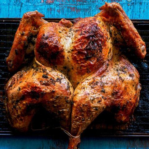 Spatchcock Turkey | Foolproof, Easy, and Super Juicy