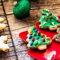 Perfect Soft Christmas Sugar Cookies Recipe