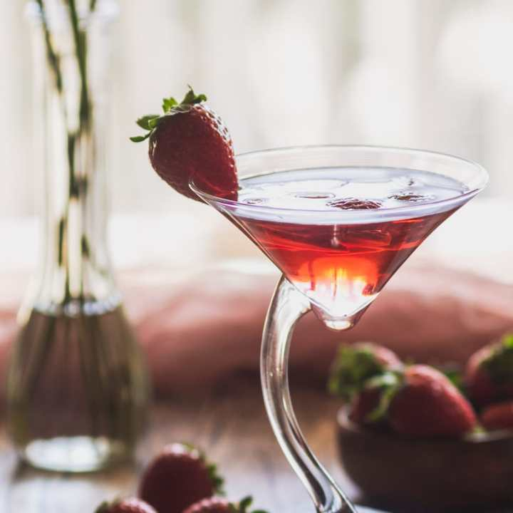 Love Martini Cocktail