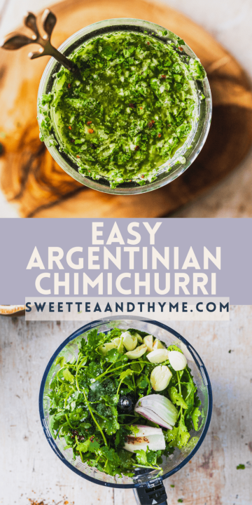 pin for chimichrri sauce