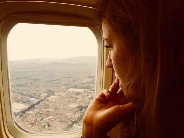 DIABETES ON THE PLANE: Controlling blood sugar up in the air!
