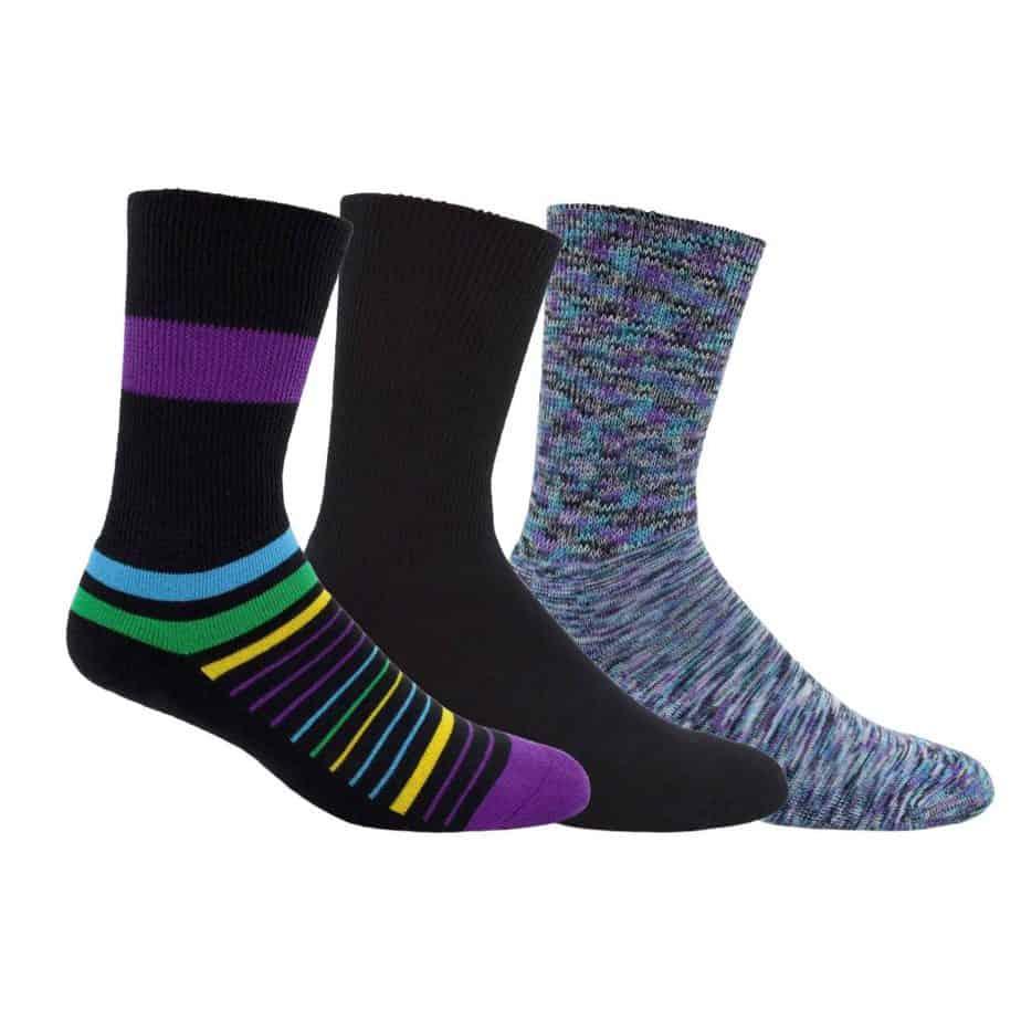Dr Segal 3 pack diabetic socks for men & women