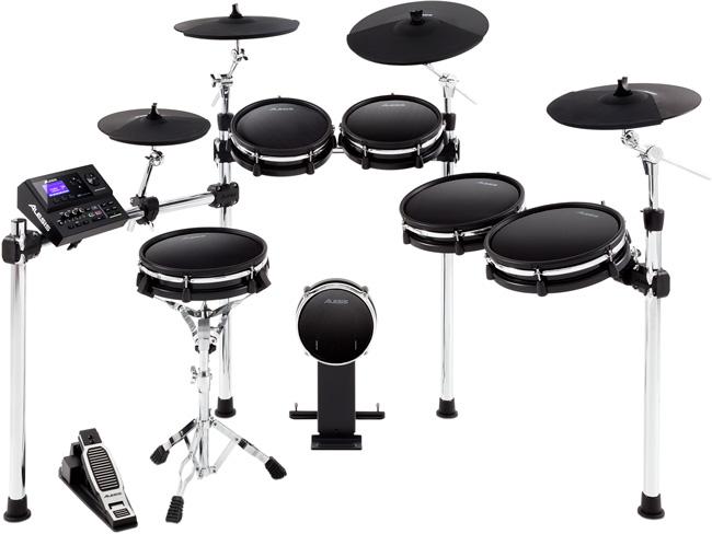 7 Best Electronic Drum Kits 2019 Alesis DM10 MKII Pro