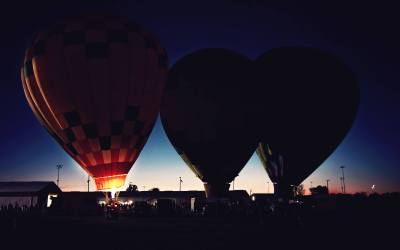 2016 Indiana Balloon Fest | Event Photography