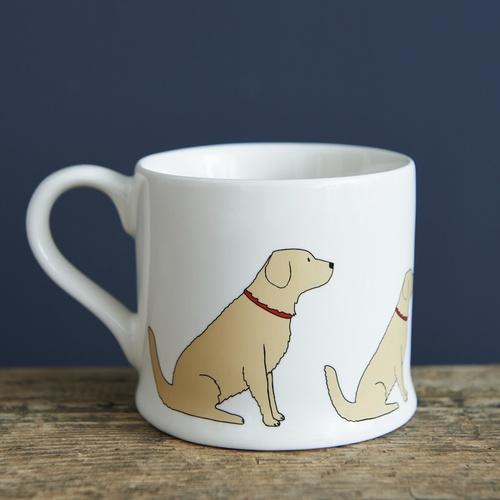Golden Retriever Mug 1595 Mischievous Mutts Mugs
