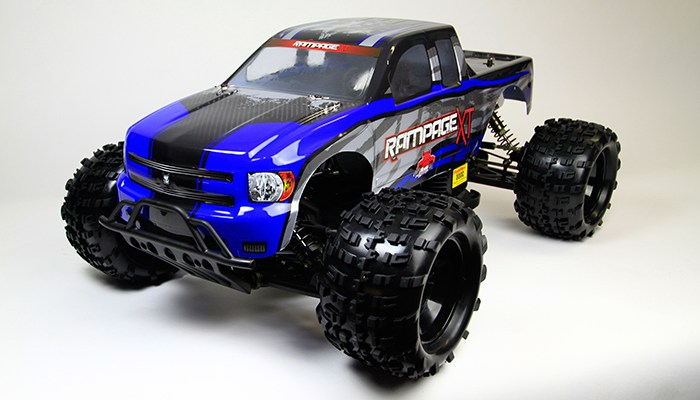Redcat Rampage XT Review