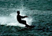 Бог ветров: кайтсерфинг