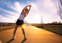 Утренняя зарядка – разминка и растяжка на все тело