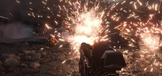 Explosion on Sullust.