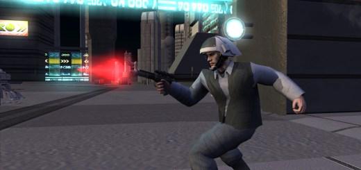 Rebel Trooper in Battlefront III: Legacy.